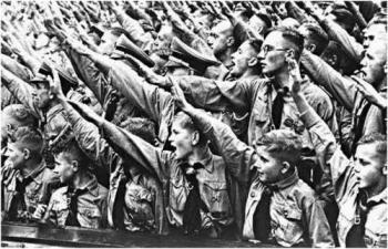 Niños y Jóvenes hitlerianos